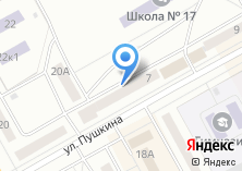 Компания «Черногорск Информ» на карте