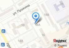 Компания «Назаров» на карте