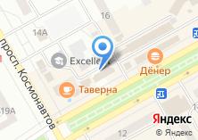 Компания «18 КАРАТ» на карте