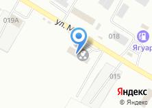 Компания «Выездной пункт МРЭО ГИБДД МВД по РХ» на карте