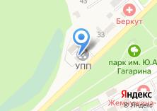 Компания «Федеральная Кадастровая Палата Росреестра по Республике Хакасия ФГБУ» на карте