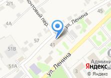 Компания «Альфа-Пласт» на карте