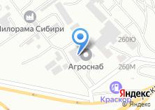 Компания «Техроспром» на карте