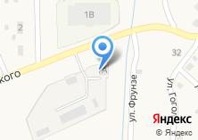 Компания «Искра» на карте