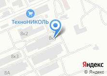 Компания «Орбис-Регион-Абакан» на карте