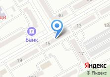 Компания «КБ Кедр» на карте