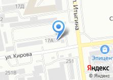 Компания «Погрузчик-Сервис» на карте