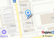 Компания «Текстиль-Уют» на карте