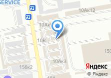 Компания «Мясная лавка на ул. Итыгина» на карте