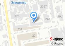 Компания «Оптово-розничный торговый склад» на карте
