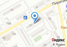 Компания «Магазин детской одежды и игрушек на Пирятинской» на карте