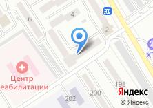 Компания «Вкус» на карте