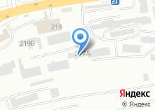 Компания «ФКТ» на карте
