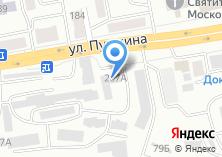 Компания «Автозапчасти из Тольятти» на карте