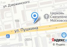 Компания «TO-CLICK.RU» на карте