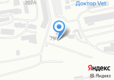 Компания «Империя-Авто» на карте