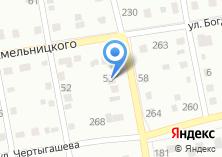 Компания «Автобухта» на карте