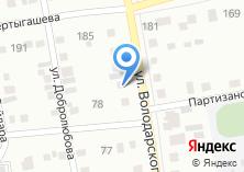 Компания «Еx-centrik» на карте