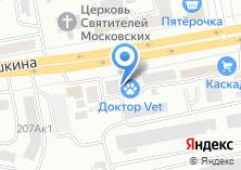 Компания «Пилон» на карте