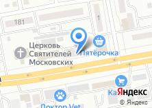 Компания «МоторДеталь» на карте