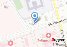 Компания «Хакасский» на карте