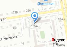 Компания «ДекоRoom» на карте