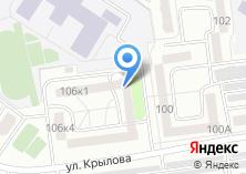 Компания «ZERKALO» на карте
