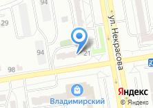 Компания «Pampersok.ru» на карте