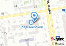 Компания «Мир книги» на карте