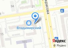 Компания «АВТОПРОКАТ19» на карте