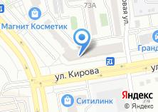 Компания «МЕБЕЛИ РЯД» на карте