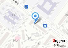 Компания «КМком» на карте