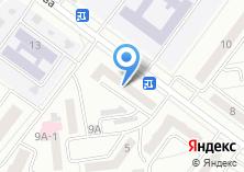 Компания «Печенькино» на карте