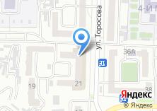 Компания «Emily» на карте