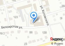 Компания «Карбон» на карте