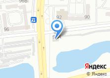 Компания «АвтоDrive» на карте