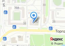 Компания «Совенок» на карте