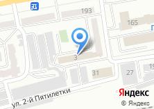 Компания «Министерство сельского хозяйства и продовольствия» на карте