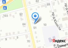 Компания «СТО на ул. Мира» на карте