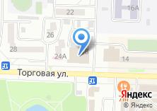 Компания «ЮКОМ» на карте