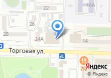 Компания «Агентство горящих путевок» на карте