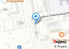 Компания «Notebook сервис+» на карте