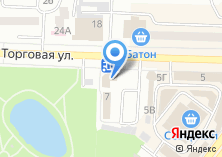 Компания «Ориентир» на карте