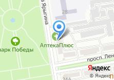 Компания «BOOK HOUSE» на карте