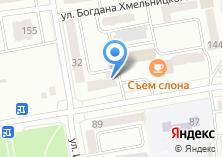 Компания «Bogema» на карте