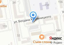 Компания «Жарки» на карте