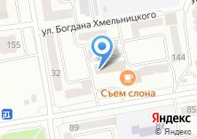Компания «2stick» на карте