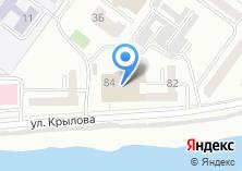 Компания «Автомагазин авангард» на карте