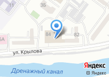 Компания «Океан» на карте