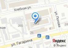 Компания «Лукошко сладостей» на карте